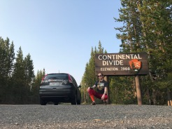 Yellowstone National Park - August 2018
